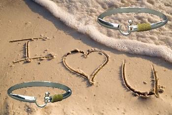 The Island Hook Caribbean Love Bracelet