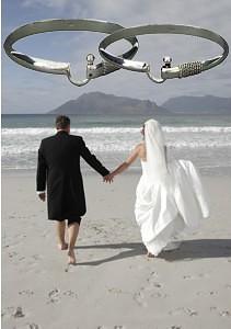 The Island Hook Bracelet for Weddings